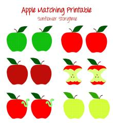 Apple Matching Pic