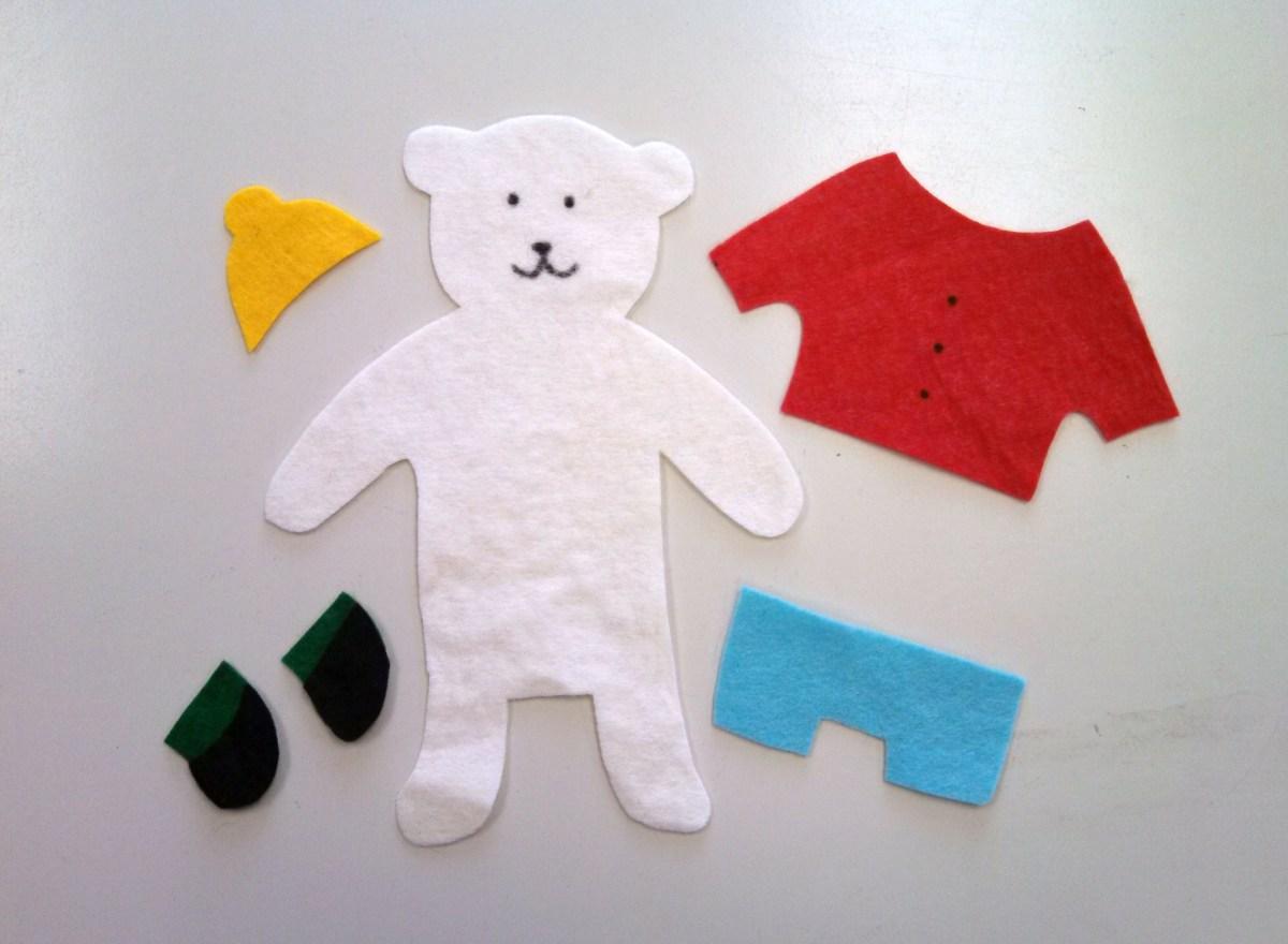 Teddy Bear, Teddy Bear. . .