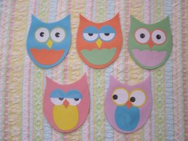 Owls Sunflower Storytime