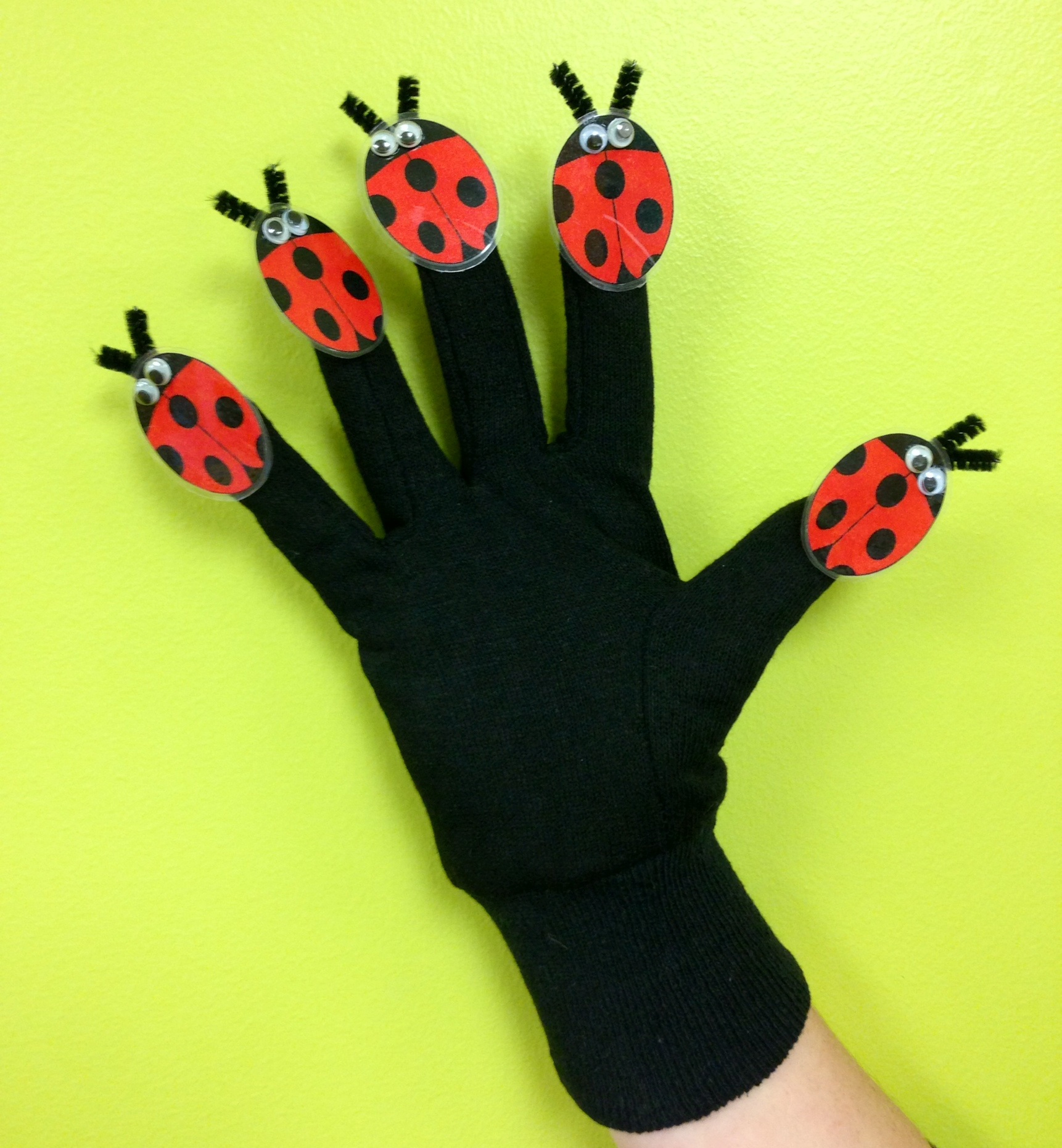 Preschool Bug And Insect Crafts