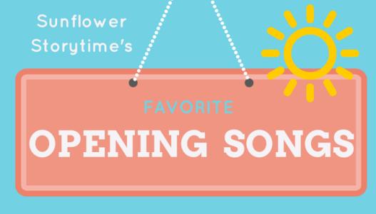 Opening Songs