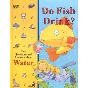 how to fish drink water