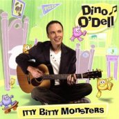 5 Itty Bitty Monsters by Dino O'Dell