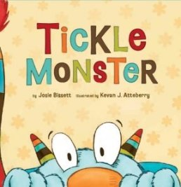 Tickle Monster by Josie Bissett