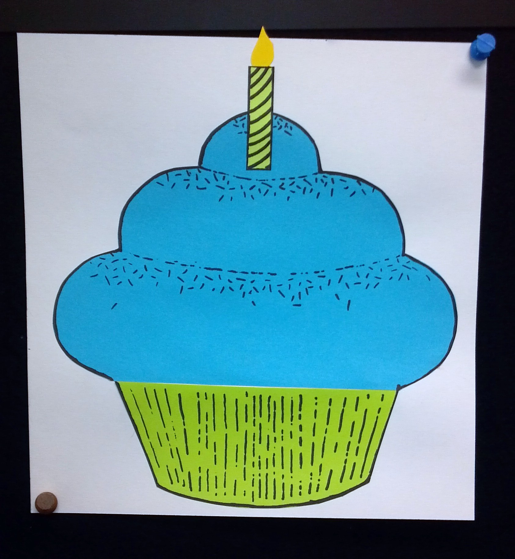 Birthday Cake Templates Free Download