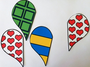 matching hearts 1