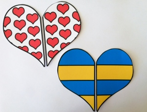 Matching hearts 2