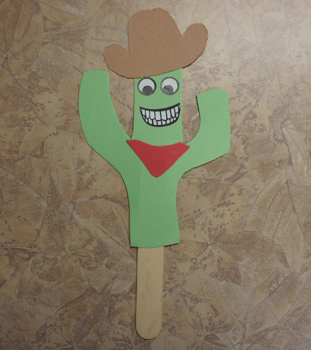 Western Themed Crafts For Toddlers