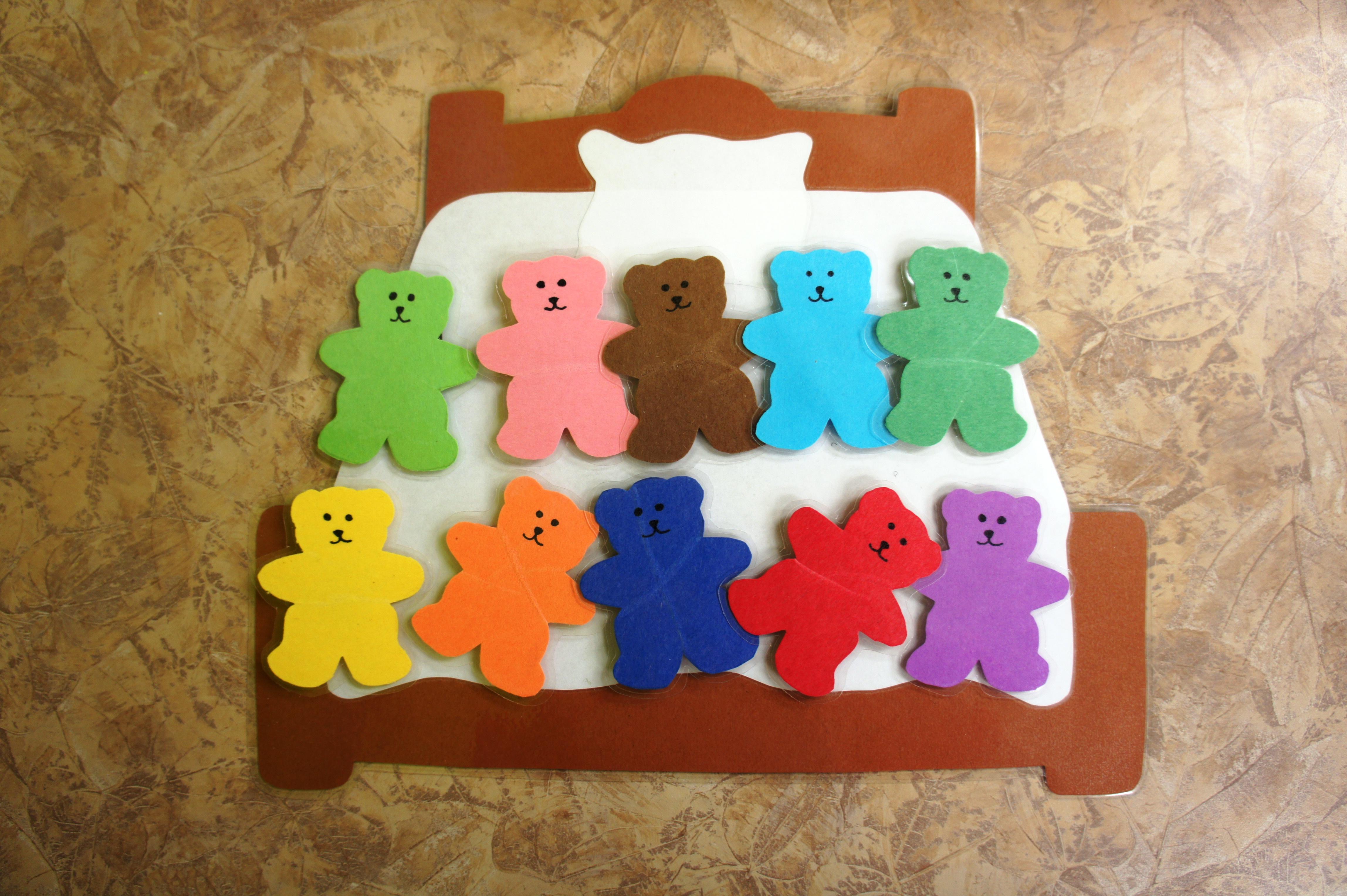 Craft Teddy Bears
