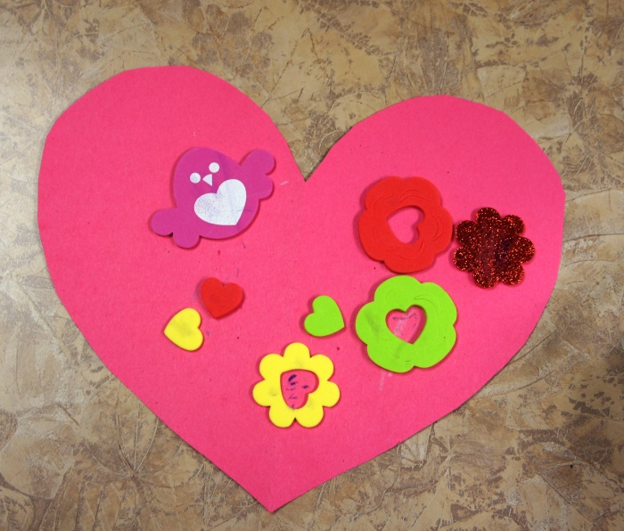 CRAFT: Valentine Heart's