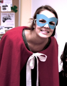 Superhero Masks, Sunflower Storytime
