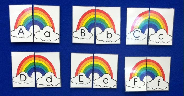 rainbow matching