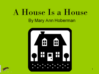 A House if a Home SlideShare