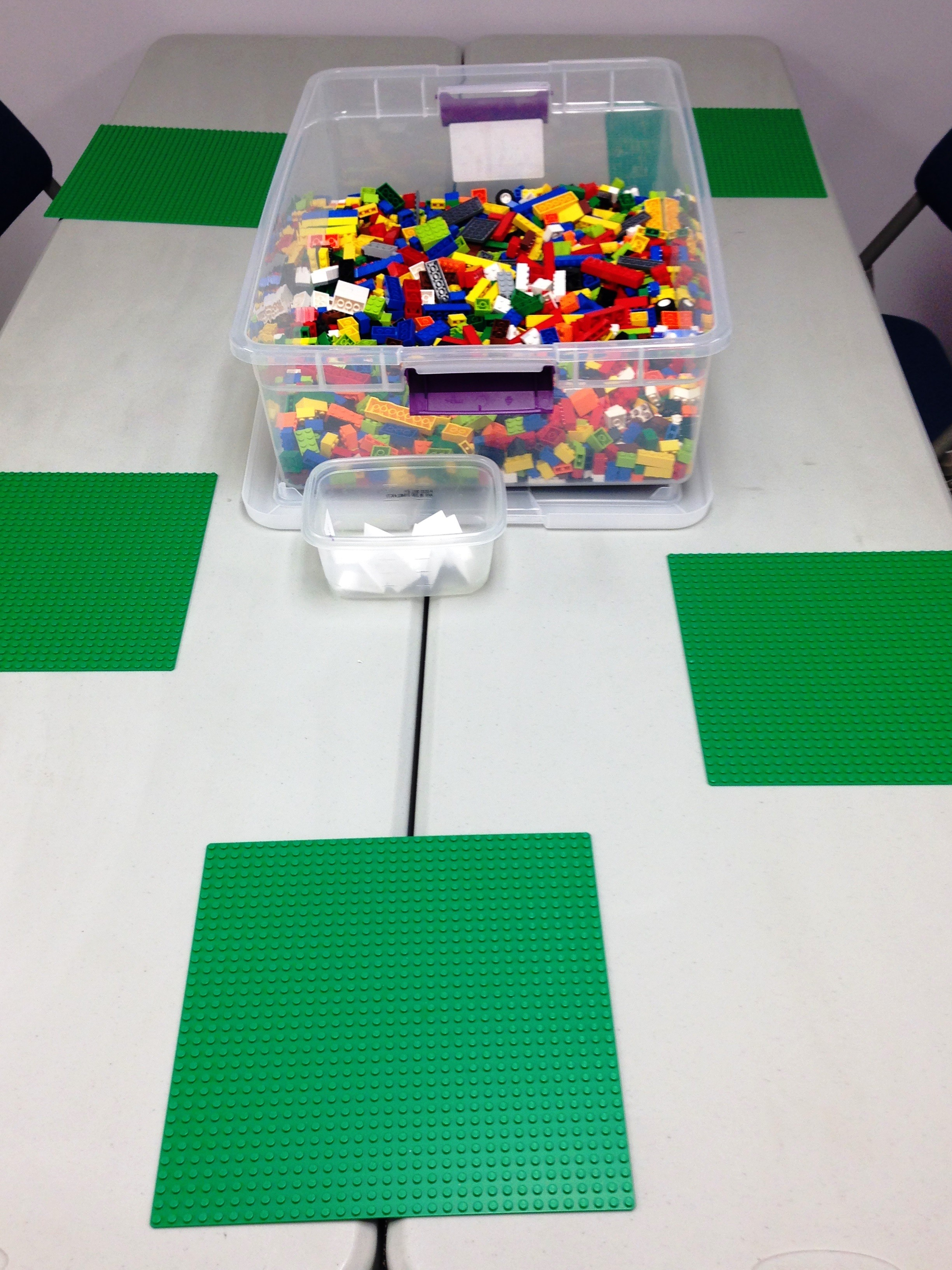 Delightful Playdough Lego Stamping This Station Included Lego Bricks And Playdoh For  The Kids To Stamp On They Loved Making Letters And Race Car Tracks With  Table En ... Photo