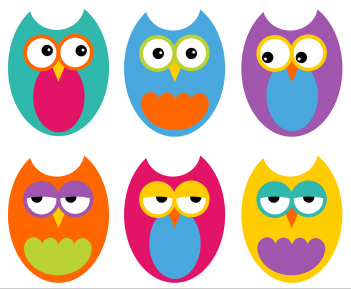 Five Little Owls