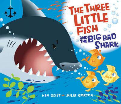 Three Little Fish and the Big Bad Shark