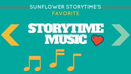 Favorite Storytime Music from Sunflower Storytime