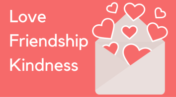 Love, Friendship, and Kindness from Sunflower Storytime